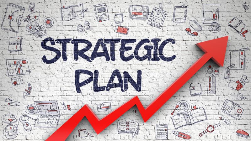 Strategic Planning Header