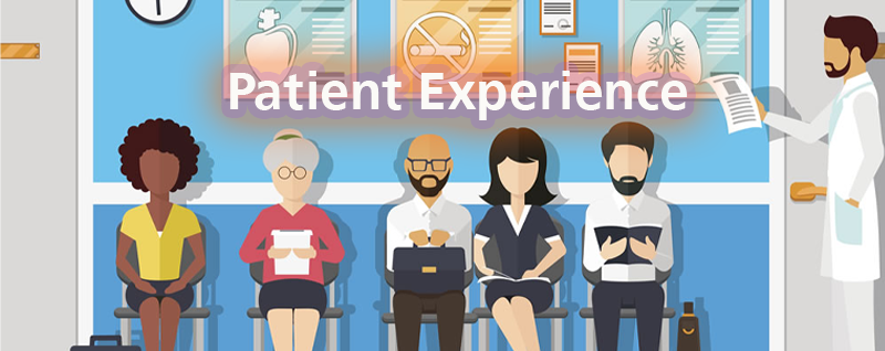 Patient Experience Header