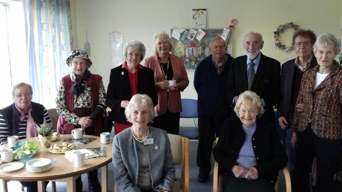 Hospitals celebrate 70 year of the League of Friends