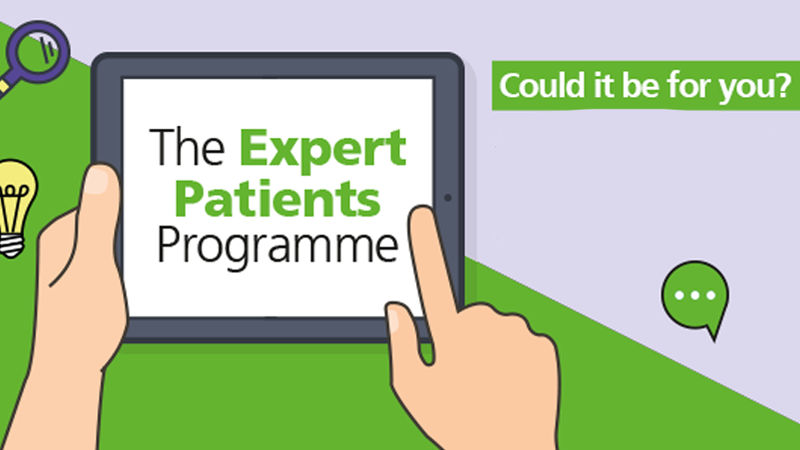Expert Patients Programme Header