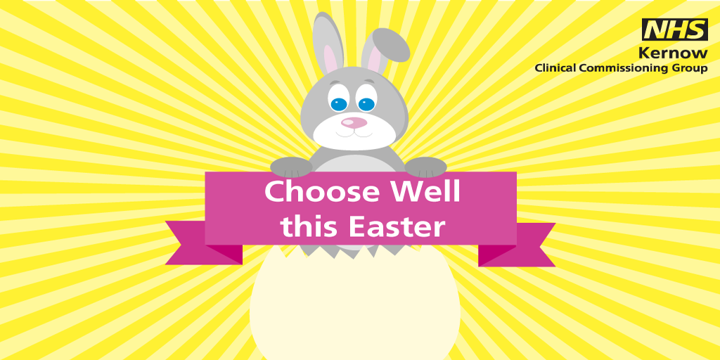 Choose Well Easter 2019