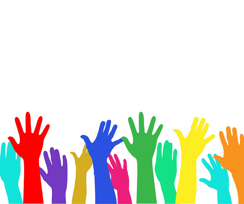 Hands up for Education and mental health services