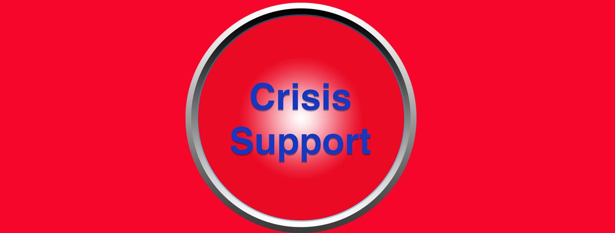 Crisis Support CTA