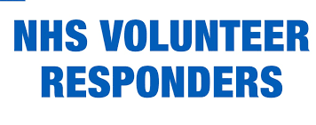 Your NHS needs YOU - Join the NHS Volunteer Responders