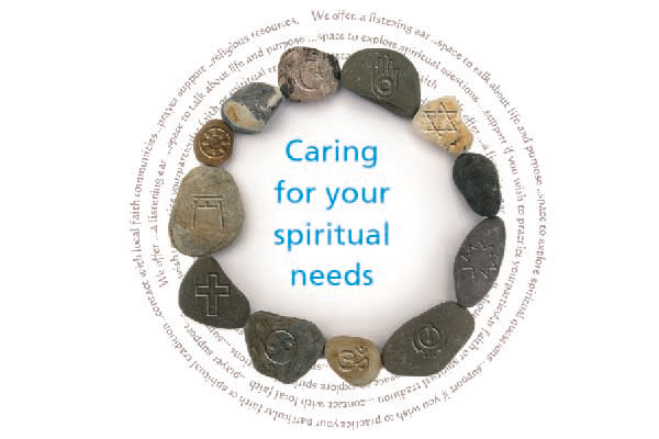 Spiritual and Pastoral Care Stones