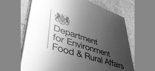 Department for Environment, Food and Rural Affairs.